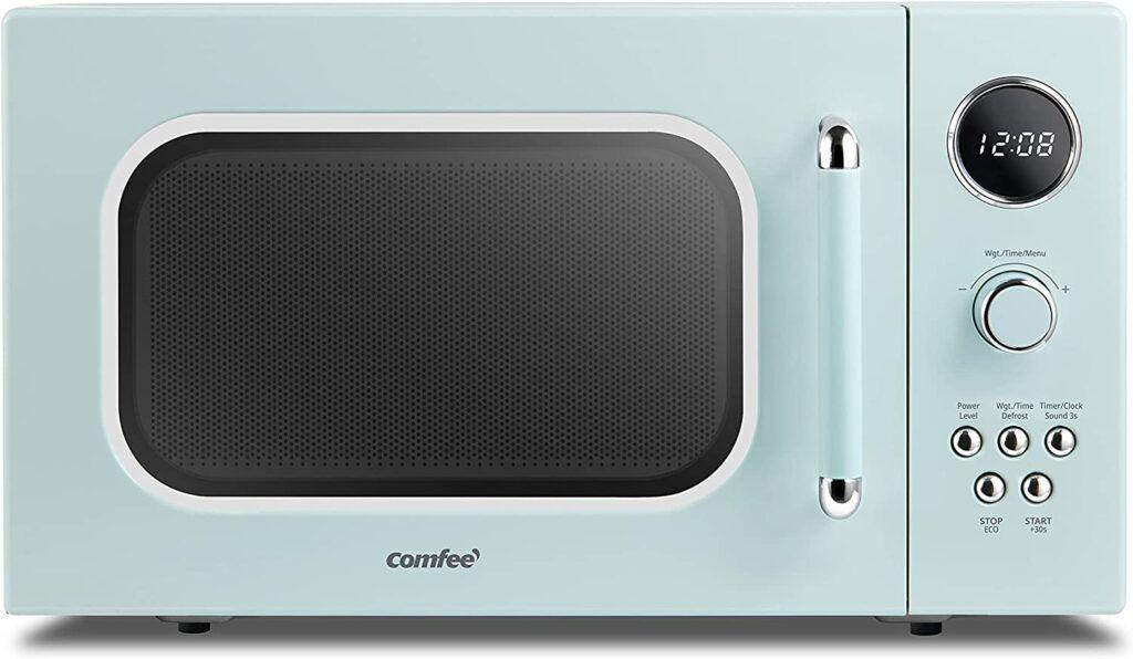 Best countertop microwaves - COMFEE' Retro Microwave