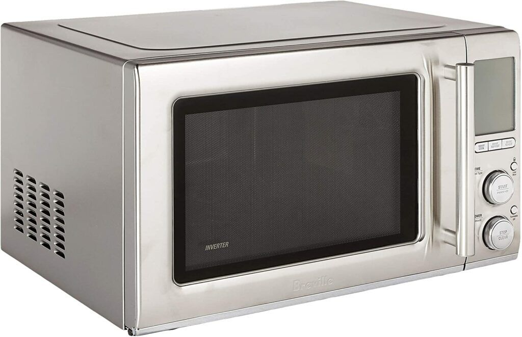 Best countertop microwaves - Breville the Smooth Wave countertop microwave oven