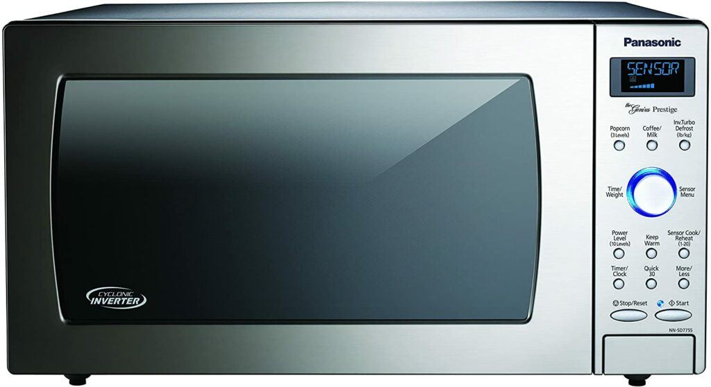 Best countertop microwaves - Panasonic microwave 1250W