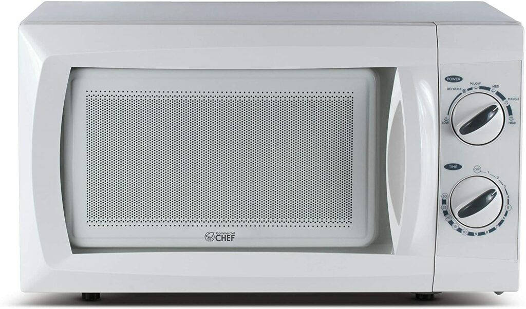 Best countertop microwaves - Commercial Chef Countertop Small Microwave