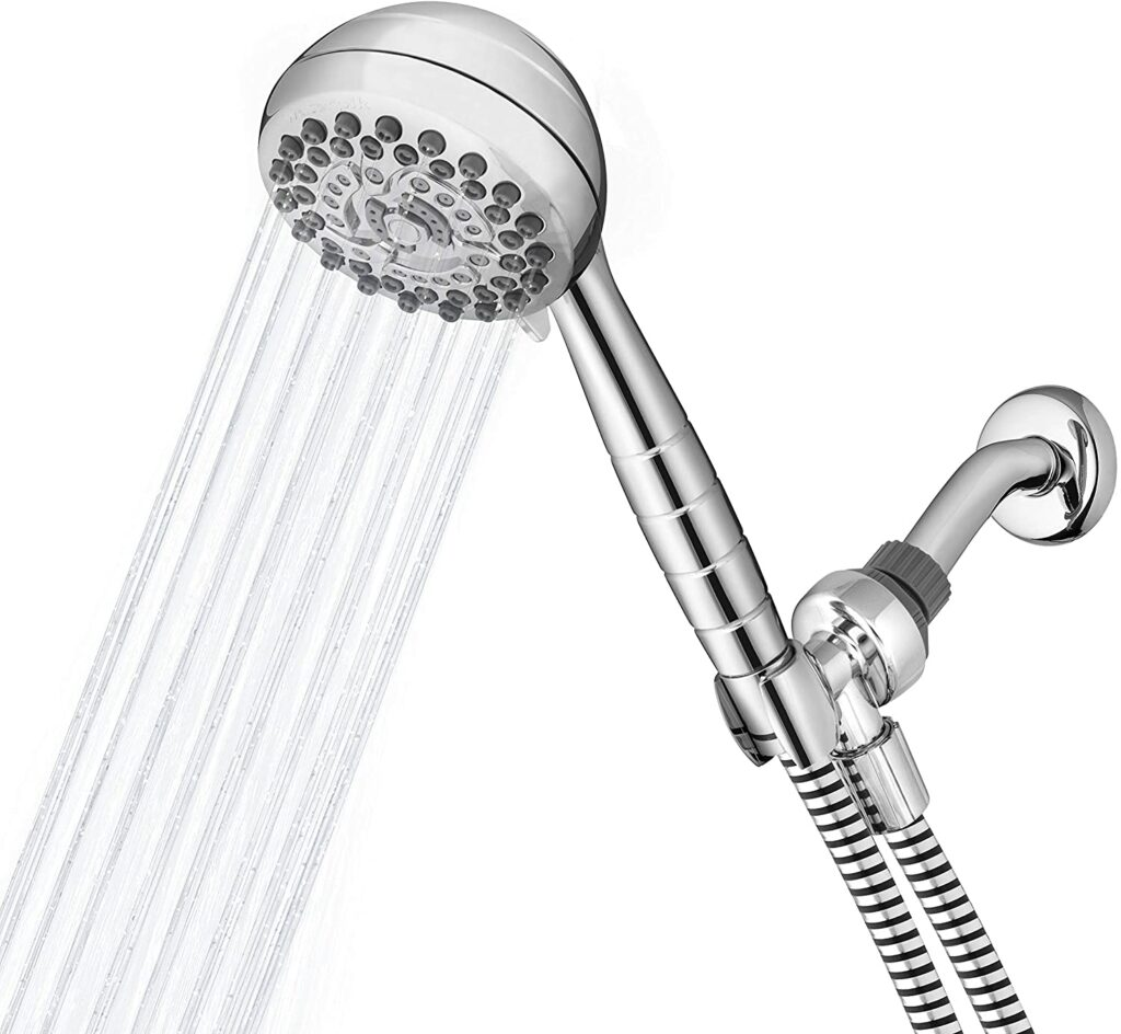 the 7 best shower and bath safety aids  (Guides and reviews 2021)-Waterpik High-Pressure Hand Held Shower Head