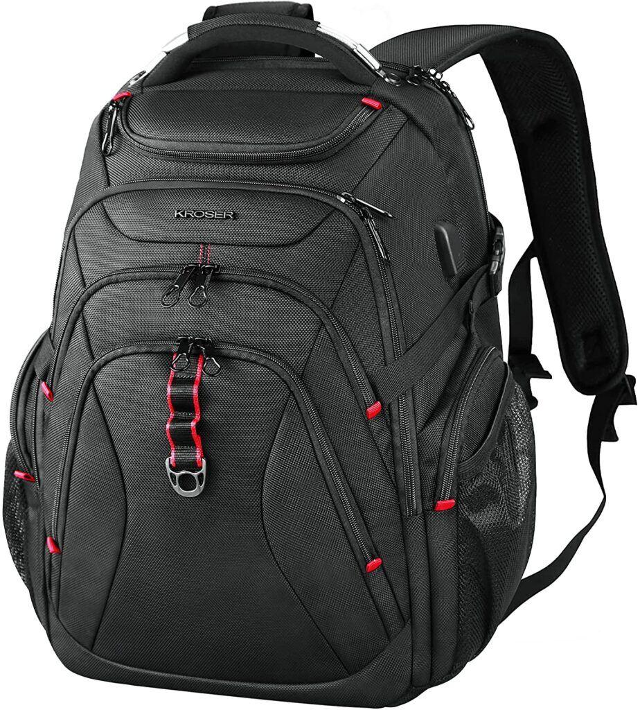 the Best Wheelchair Backpacks-KROSER Travel Lap