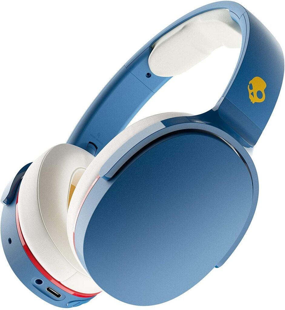 Best Bluetooth Headphones-Skullcandy Hesh Evo Headphones